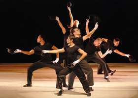 Ballet Stagium - Man� Gostoso