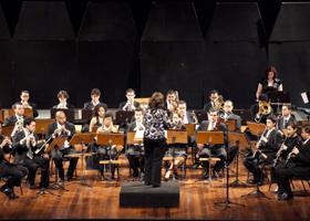 Banda Jovem do Estado na Sala São Paulo