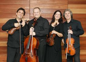 Quarteto de Cordas e Alessandro Penezzi