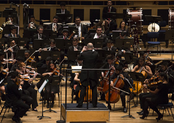 YOA Orquestra das Américas & Orquestra Jovem do Estado