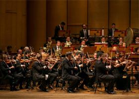 Concerto de Natal com a OSM