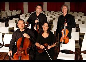 O Piano e o Quarteto