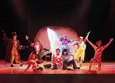 Pinocchio - Uma Aventura Teatral Mágica