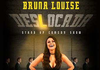 Bruna Louise - Deslocada no Comedy Sampa