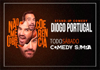 Diogo Portugal Stand-up Comedy