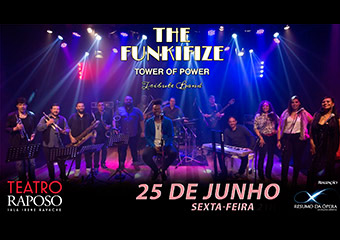 The Funkifize - Tower Of Power Tribute Band