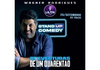 Wagner Rodrigues - Show solo
