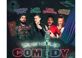 Stand Up no Lilith Comedy