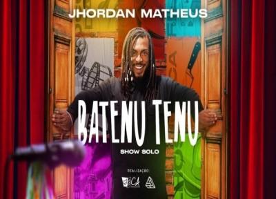 Jhordan Matheus em Textani