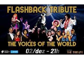 Flashback Tribute - The Voices of the World