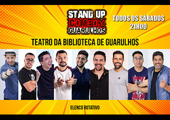 Stand-Up Comedy Guarulhos